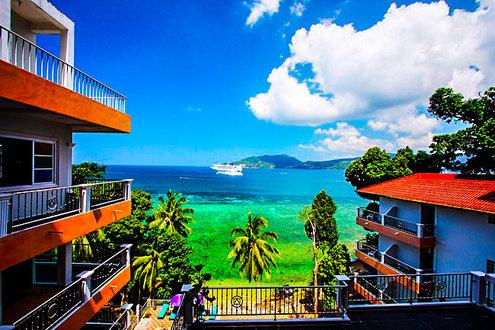 Blue Ocean Beach Resort Phuket Phuket, Thailand - Flyin com