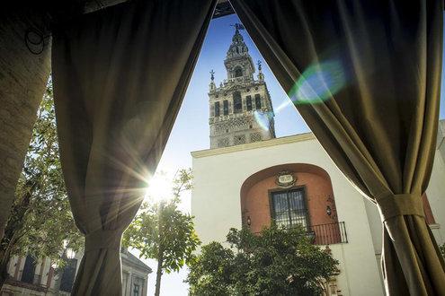 Eme Catedral Hotel Seville Spain Flyin Com