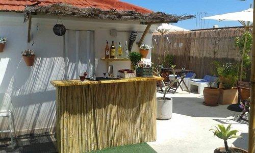 Casa Al Sur Terraza Hostel Malaga Spain Flyin Com