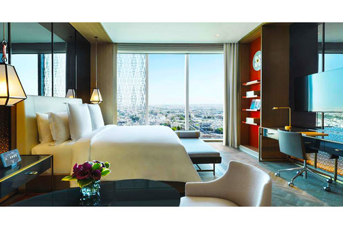 Four Seasons Hotel Kuwait at Burj Alshaya Kuwait City