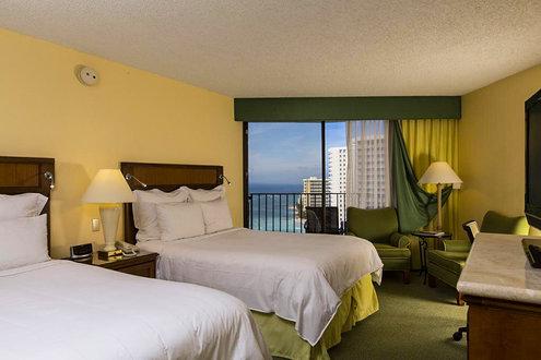 Waikiki Beach Marriott Resort Spa Hawaii United States