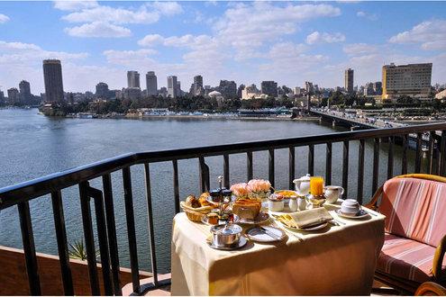 إنتركونتيننتال سميراميس القاهرة ، Cairo ، Egypt - فلاي إن