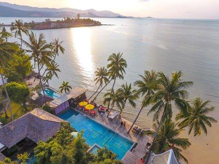 Tango Luxe Beach Villa Samui Koh