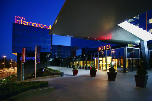 Hotel International Zagreb Croatia Flyincom