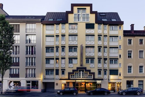 Mercure Hotel Munich Schwabing