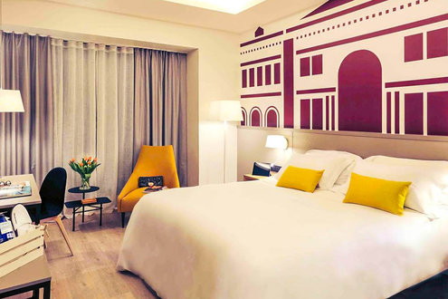 Hotel Mercure Madrid Plaza De Espana Madrid Spain Flyin Com