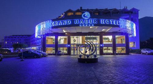 Grand Haber Hotel Antalya Turkey Flyin Com