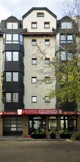 am besten wählen Fabrik authentisch Mode-Design Lloyed Hotel Frankfurt, Germany - Flyin.com