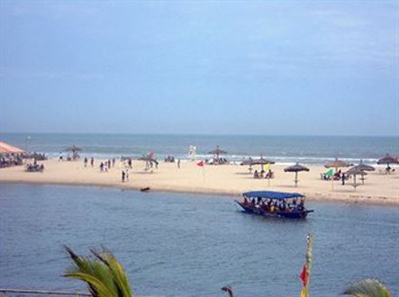 Bojo Beach Resort Accra, Ghana - is a  Fun Places To Hangout In Accra