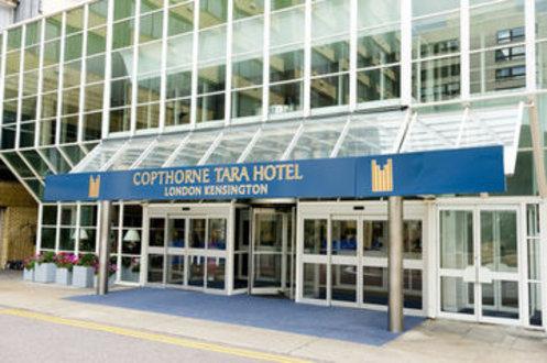Copthorne Tara Hotel London Kensington London United