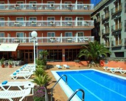 Aqua Hotel Bertran Park Lloret De Mar Spain Flyin Com