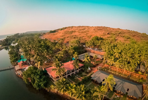 Riva Beach Resort Goa