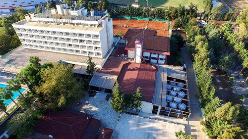 Grida City Hotel Antalya Turkey Flyin Com