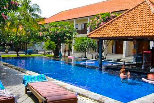 New Garden View Resort Bali Indonesia Flyin Com