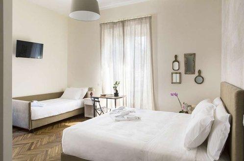 Hotel Salotto Monti.Salotto Monti Boutique Hotel Rome Italy Flyin Com