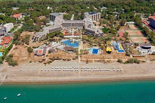 Crystal Tat Beach Resort Spa Belek