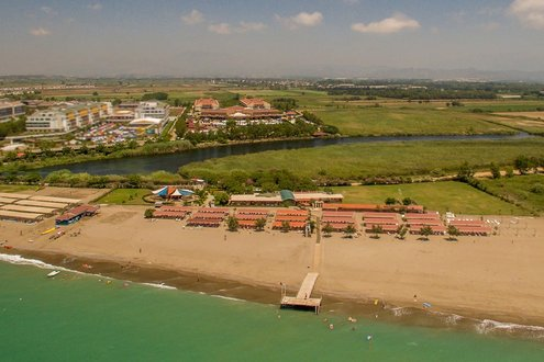 Crystal Paraiso Verde Resort Spa Bogazkent Turkey Flyin Com