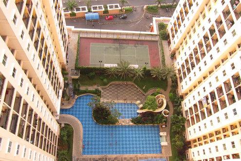 Hawaiian Bay Aloha Apartment At Moi Jakarta