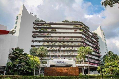 Avani Pattaya Resort & Spa Pattaya, Thailand - Flyin com