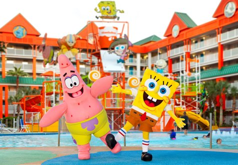 Nickelodeon Suites Resort Orlando, United States - Flyin com