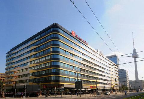 Ramada Hotel Berlin Alexanderplatz