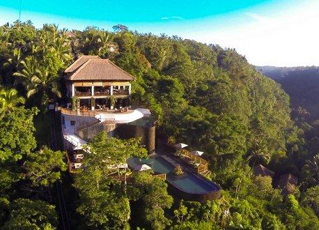 Hanging Gardens Ubud Villa, Bali