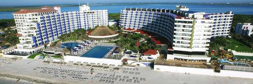 Crown Paradise Cancun >> Crown Paradise Club All Inclusive Resort Cancun Mexico