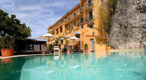 Hotel La Perouse Nice
