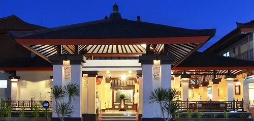 Kuta Beach Club Hotel Bali Indonesia