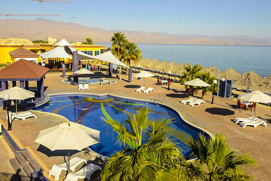 Hotels in Fujairah: Book Online Now - Flyin.com