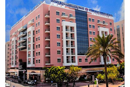 Hotels in Deira, Dubai: Book Hotels Now - Flyin com